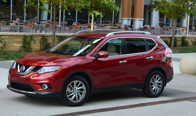2015 Nissan Rogue Sl Awd Review By John Heilig