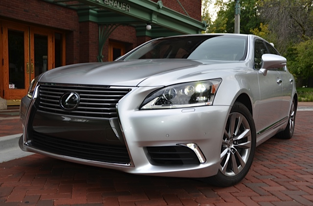 2015 Lexus LS 460 Review, Ratings, Specs, Prices, and - Holiday and ...