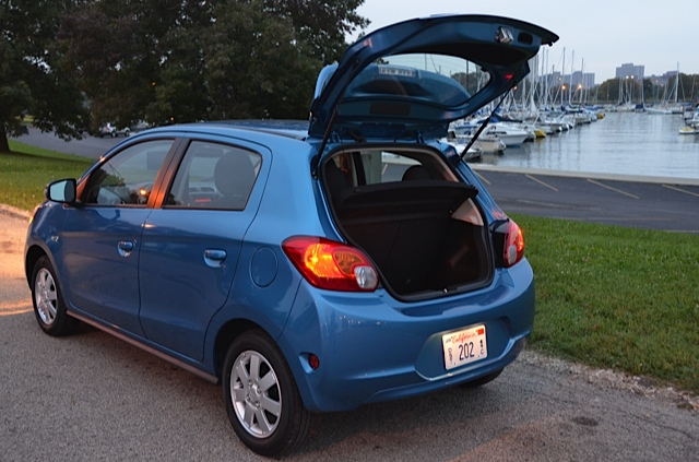 2015 mitsubishi mirage review select to view enlarged photo