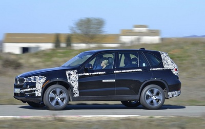 2015 BMW X5 PHEV Efficient Dynamics Innovations