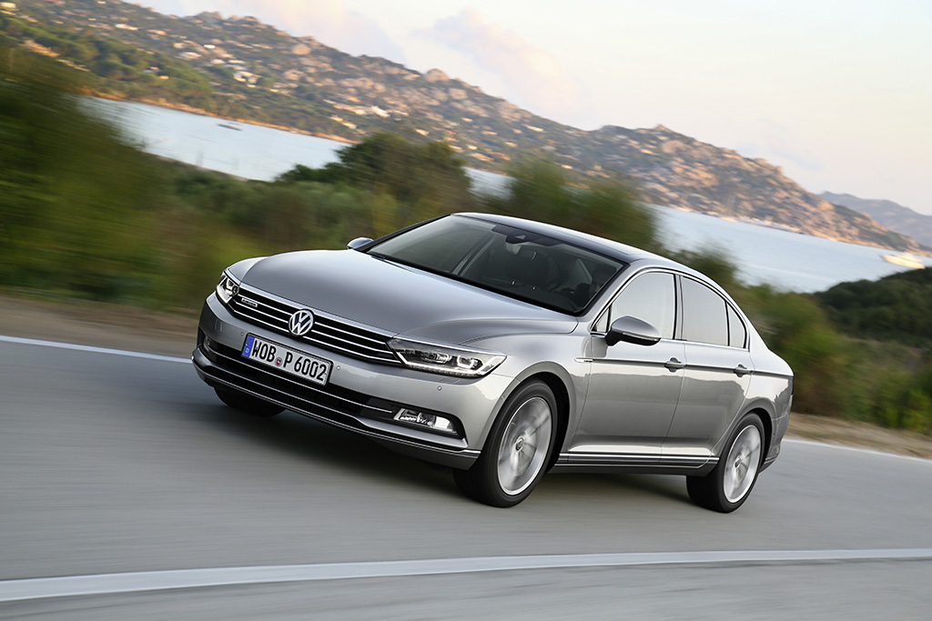 first drives 2015 volkswagen passat sedan and variant euro. Black Bedroom Furniture Sets. Home Design Ideas