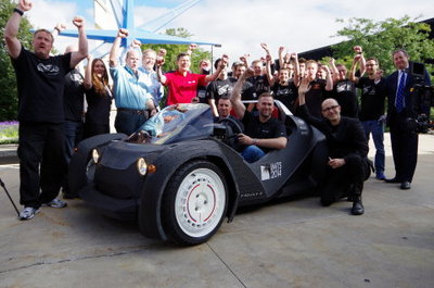 Local Motors Announces 3D-printed Car Modification Competition