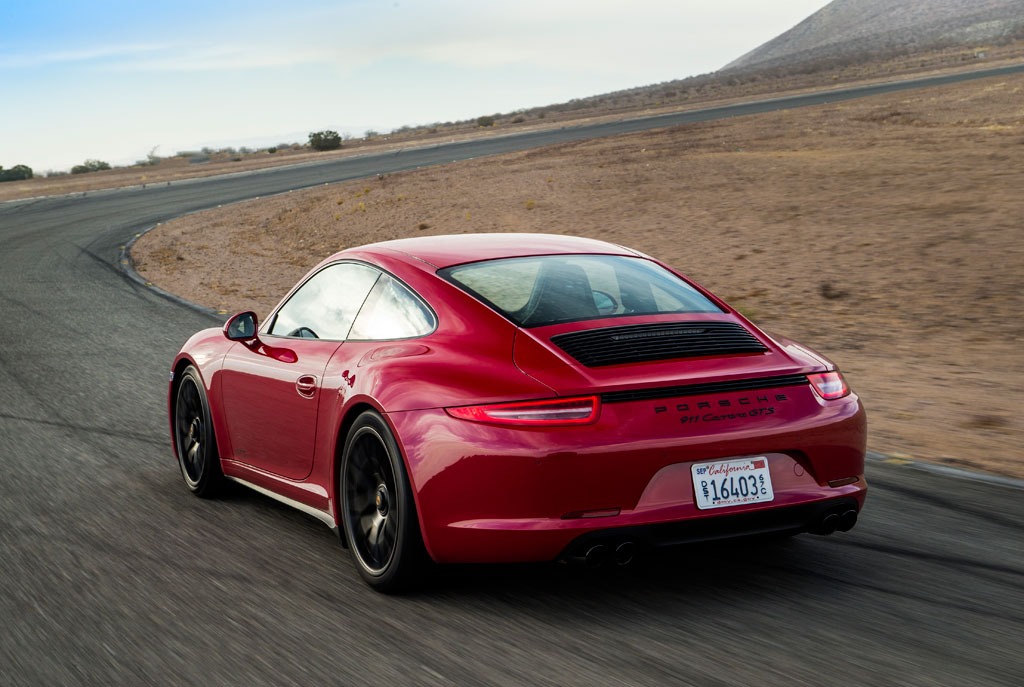 First Drive 2015 Porsche 911 Carrera Gts And We Mean