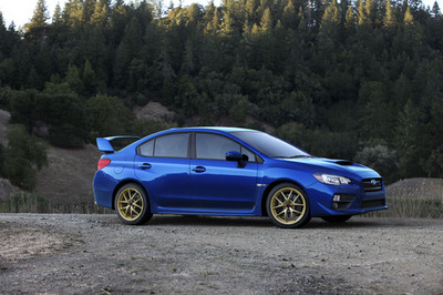 subaru wrx 2015 (select to view enlarged photo)