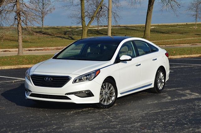 2015 car review hyundai sonata windy city drive time review. Black Bedroom Furniture Sets. Home Design Ideas