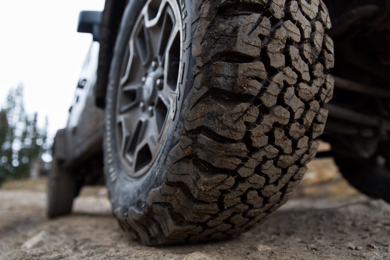 Bfg S New All Terrain A T Ko2 Serious Tires For Serious