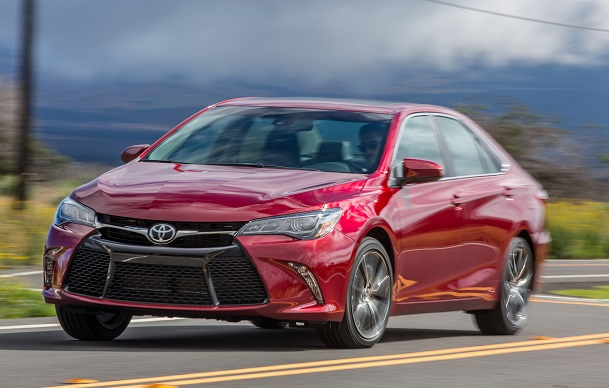 2015 Car Review | Toyota Camry XSE V6 By Carey Russ