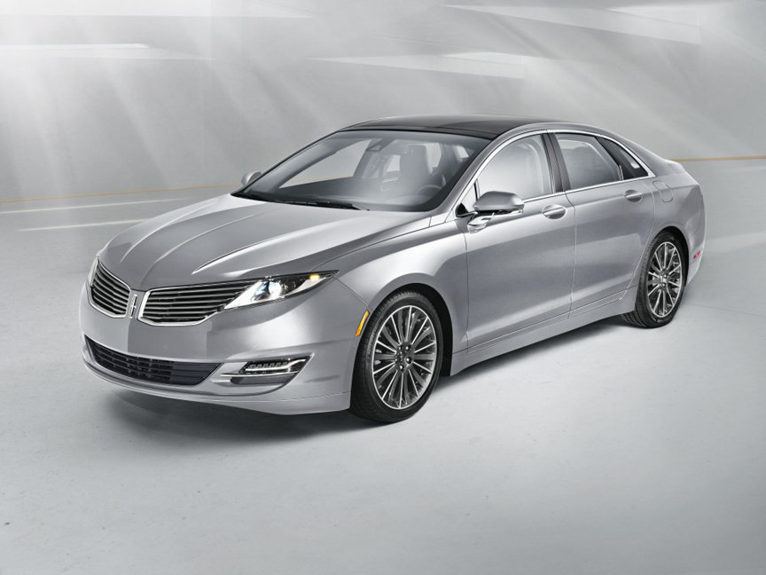 Wonderful 2015 Lincoln MKZ Hybrid Review By Carey Russ VIDEO