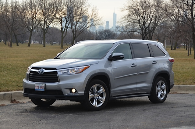 2015 Toyota Highlander Hybrid Windy City Review By Larry