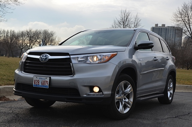 2015 toyota highlander hybrid windy city review by larry nutson. Black Bedroom Furniture Sets. Home Design Ideas