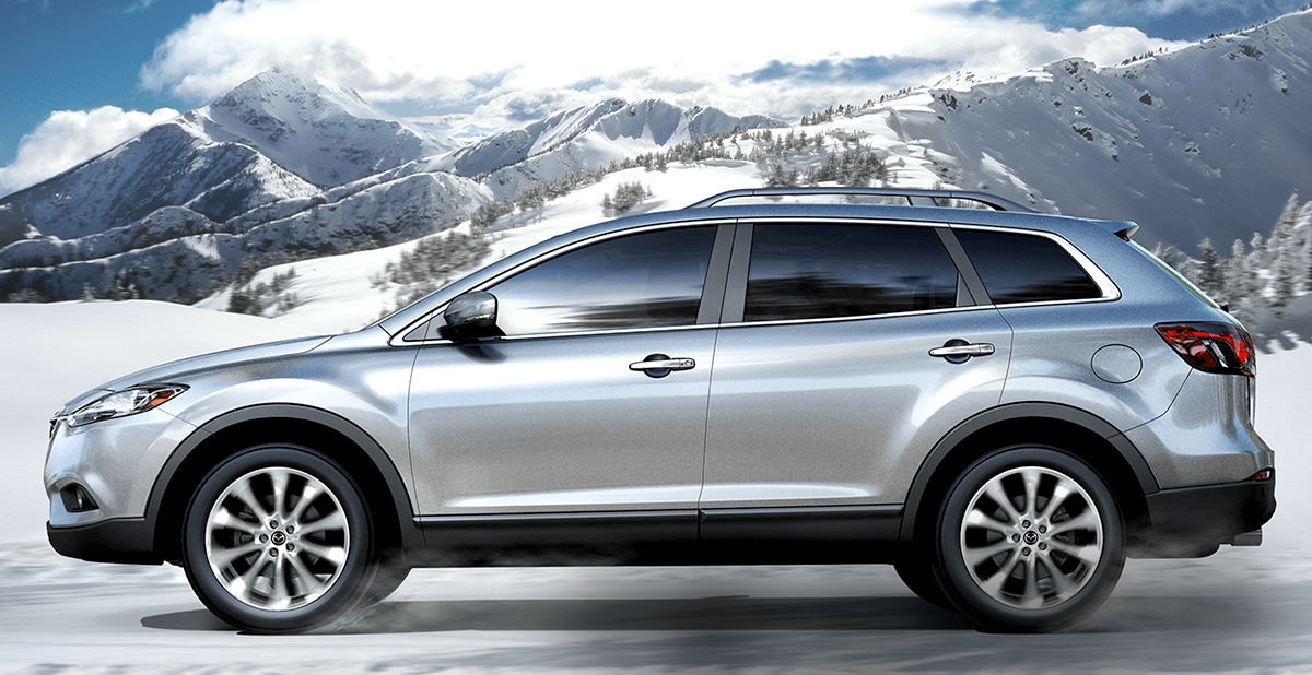 Best 8 Seater Suv >> 2015 Mazda CX-9 Heels on Wheels Review