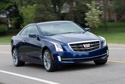 2015 cadillac ats 2 0t performance coupe review by carey russ video. Black Bedroom Furniture Sets. Home Design Ideas