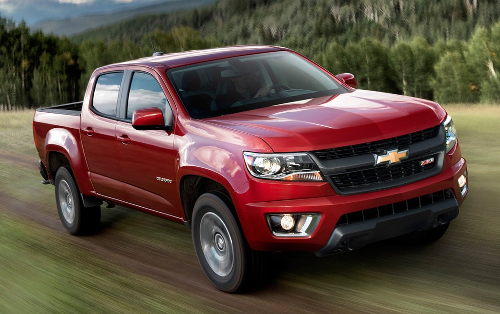2015 chevrolet colorado crew cab z71 review by john heilig. Black Bedroom Furniture Sets. Home Design Ideas