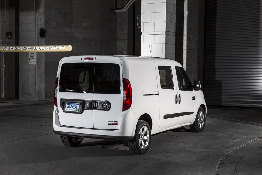 Dodge Promaster Van >> 2015 Ram ProMaster City Wagon ST Review by Carey Russ +VIDEO