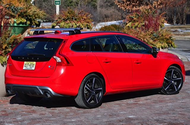 2015 Station Wagon Review 2015 5 Volvo V60 T6 R Design Video