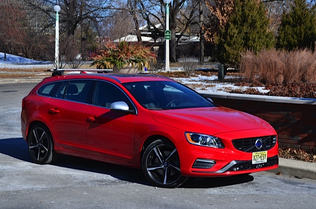 2015 Station Wagon Review: 2015.5 Volvo V60 T6 R-Design +VIDEO
