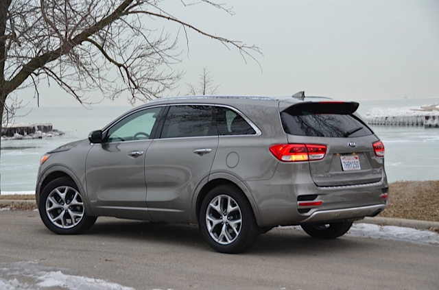 2016 kia sorento windy city review by larry nutson for Kia motor finance physical payoff address