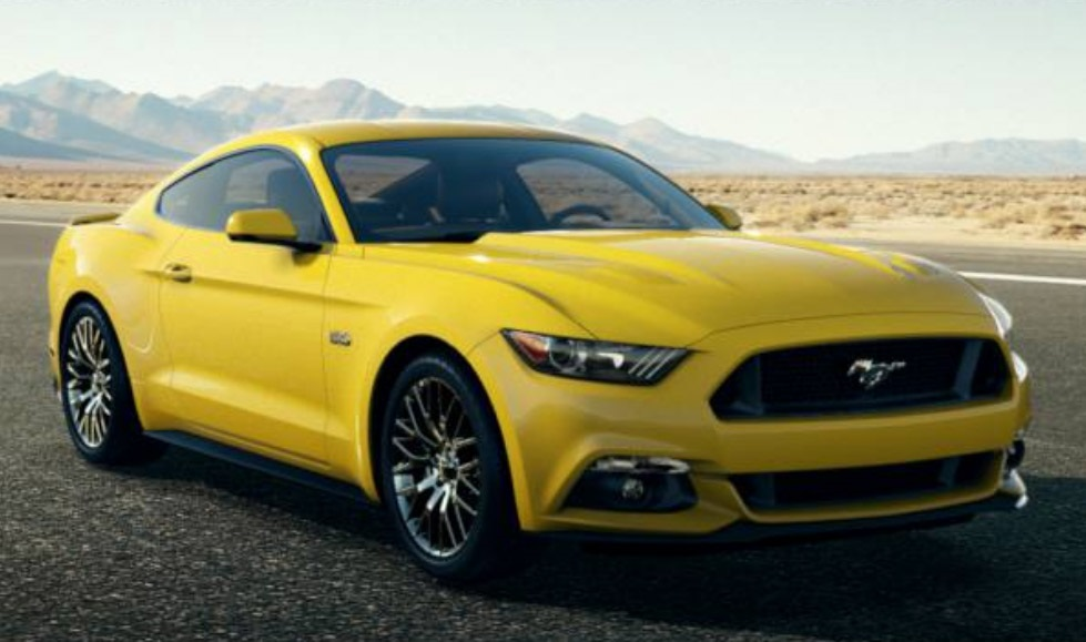 2015 ford mustang and 2015 ford mustang gt reviews by john heilig video. Black Bedroom Furniture Sets. Home Design Ideas