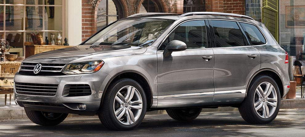 Heels On Wheels 2015 Volkswagen Touareg Review Video