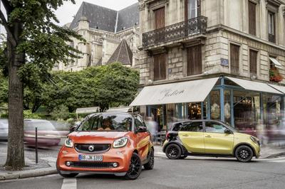 high performance smart car