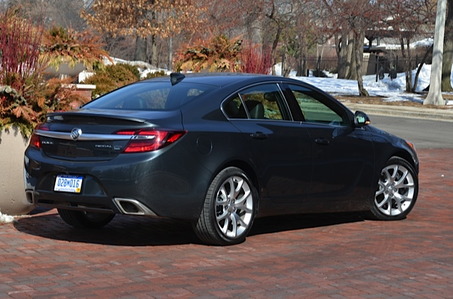 2015 buick regal gs review by larry nutson. Black Bedroom Furniture Sets. Home Design Ideas
