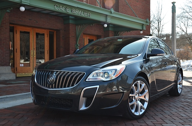 2015 Buick Regal GS (select to view enlarged photo)