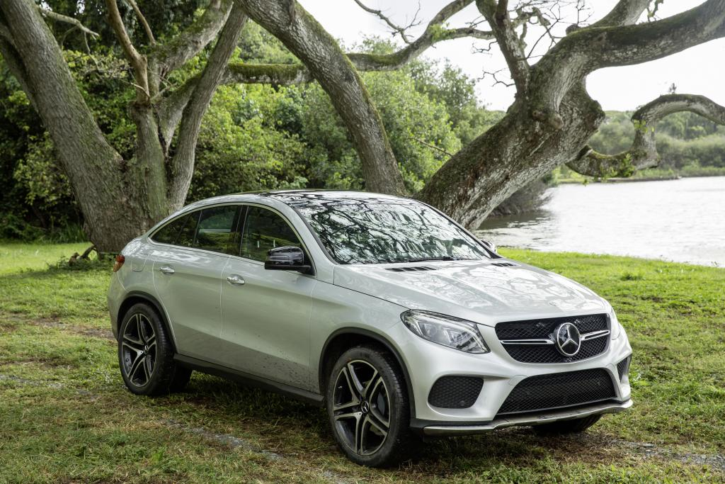 Mercedes Benz Tuscaloosa Plant Production Of Gle Coupe Starts In The U S
