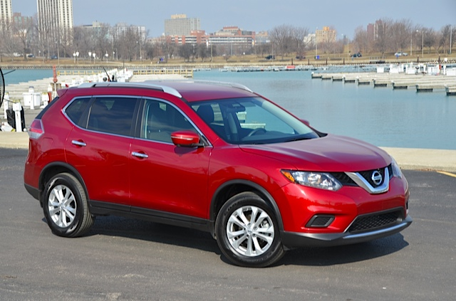 2015 Nissan Rogue In Vogue Review By Larry Nutson