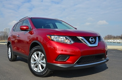 2015 nissan rogue in vogue review by larry nutson. Black Bedroom Furniture Sets. Home Design Ideas
