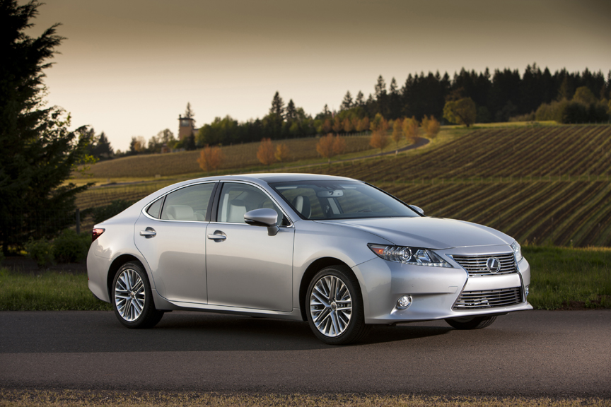 2015 lexus es 350 review by carey russ video. Black Bedroom Furniture Sets. Home Design Ideas