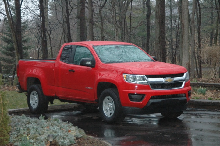 2015 chevrolet colorado review by steve purdy. Black Bedroom Furniture Sets. Home Design Ideas