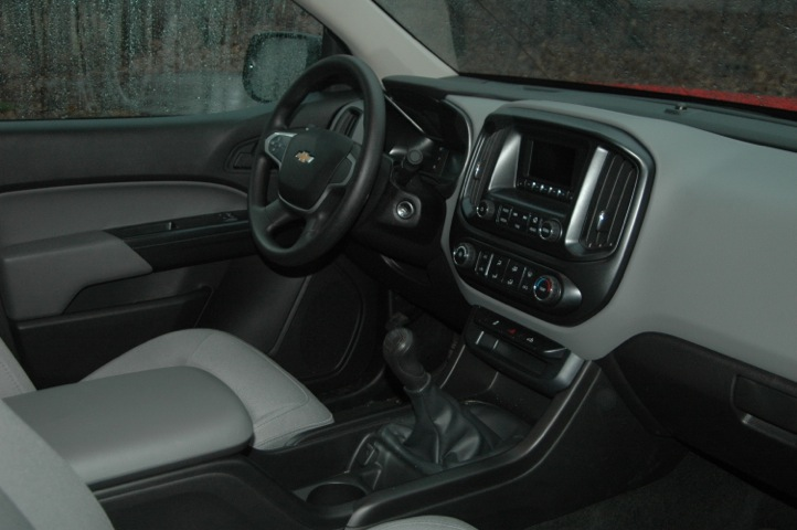 Truck Cab Inside >> 2015 Chevrolet Colorado Review By Steve Purdy