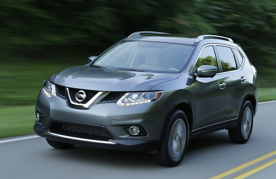 2015 nissan rogue sl fwd review by carey russ. Black Bedroom Furniture Sets. Home Design Ideas