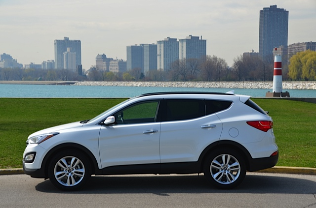 131788 2015 Hyundai Santa Fe Sport Review From Larry Nutson on hyundai santa fe light