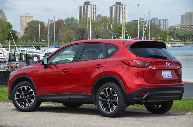 2016 mazda cx 5 windy city review by larry nutson. Black Bedroom Furniture Sets. Home Design Ideas