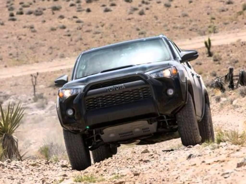2015 Toyota 4runner Trd Review By Steve Purdy