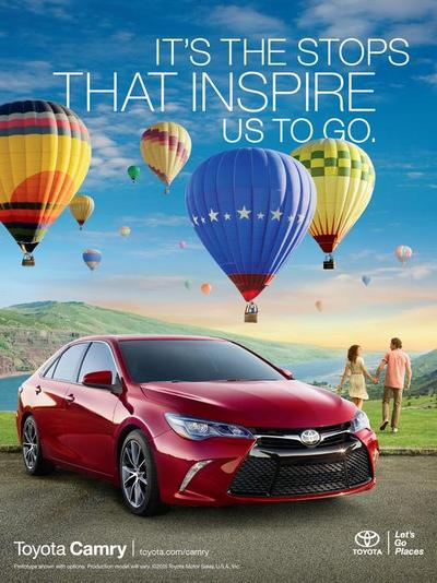 toyota corolla ad analysis Welcome to the official toyota website  people carriers suv & sport  commercial next  next-generation auris officially renamed corolla spotlight  large.