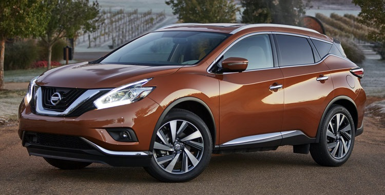 2015 nissan murano review by steve purdy. Black Bedroom Furniture Sets. Home Design Ideas