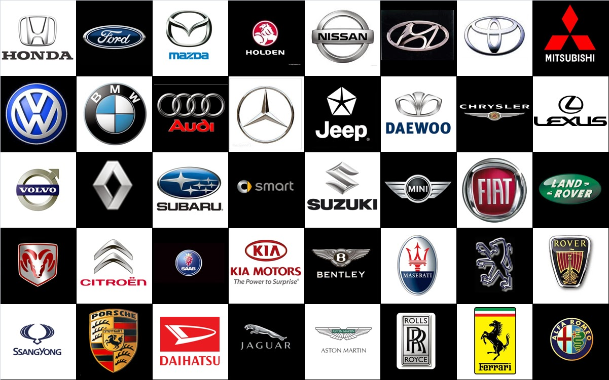 Foreign Car Symbols cars are actually more