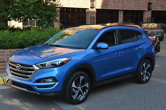 2016 Hyundai Tucson Review By Larry Nutson