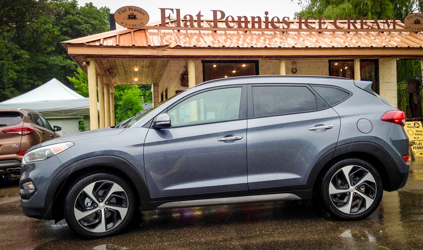 2016 Hyundai Tucson Review By Thom Cannell Video