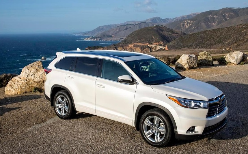 heels on wheels 2015 toyota highlander review. Black Bedroom Furniture Sets. Home Design Ideas