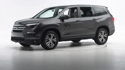 All New 2016 Honda Pilot Earns A 2015 TOP SAFETY PICK+ Rating From The  Insurance Institute For Highway Safety (IIHS)