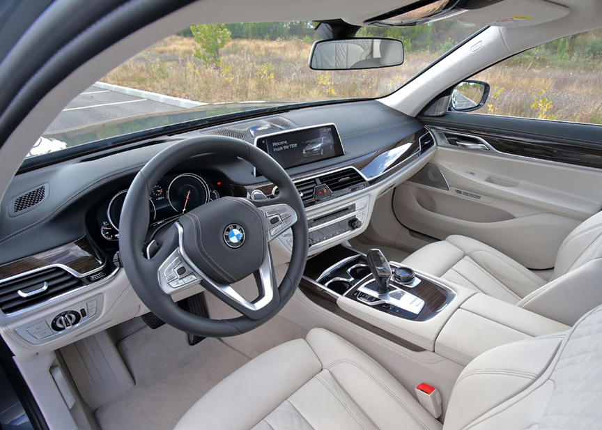 First Drive 2016 BMW 750Li XDrive And 730d Review VIDEO
