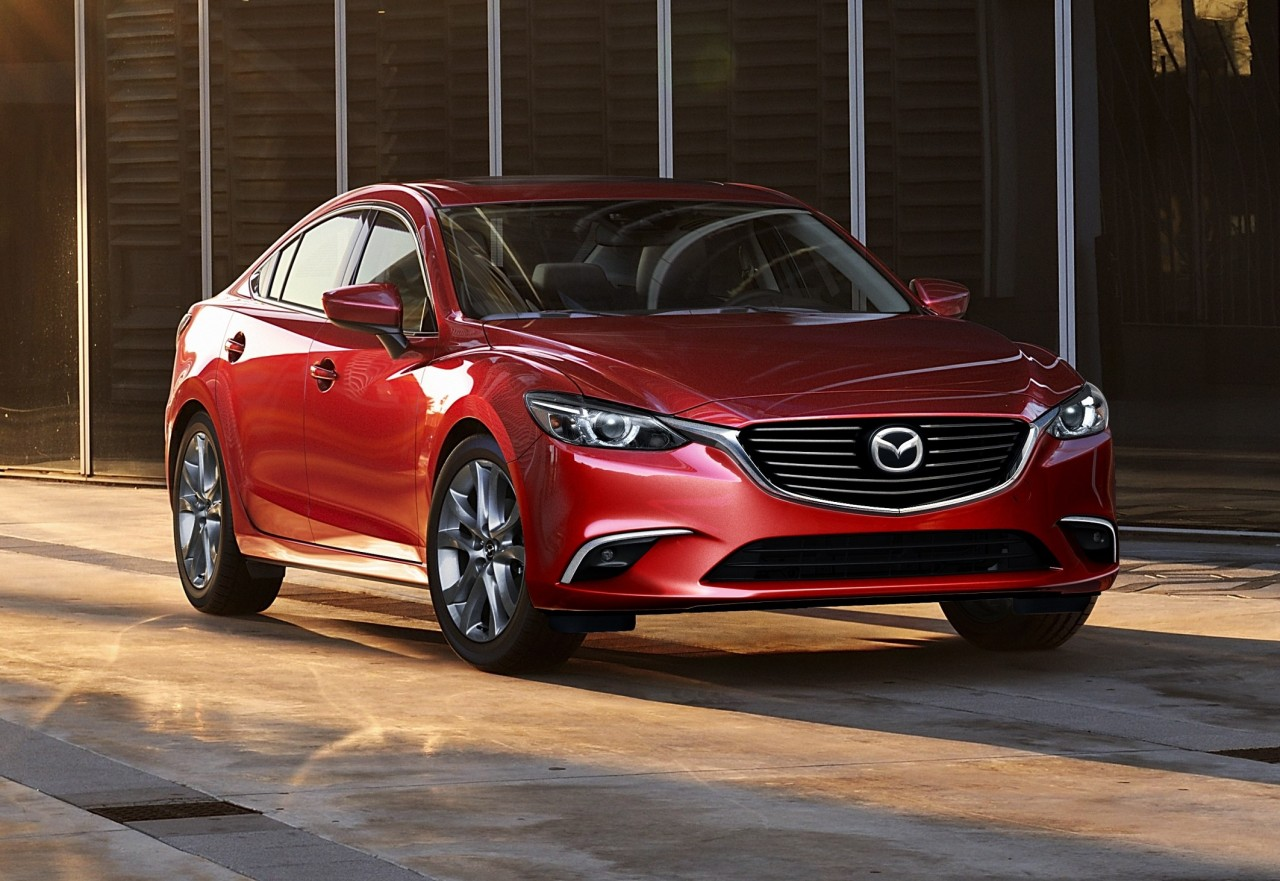 2016 Mazda6 Touring Roadtrip Review By Steve Purdy