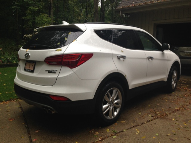 2016 hyundai santa fe sport awd 2 0t review by steve purdy video. Black Bedroom Furniture Sets. Home Design Ideas