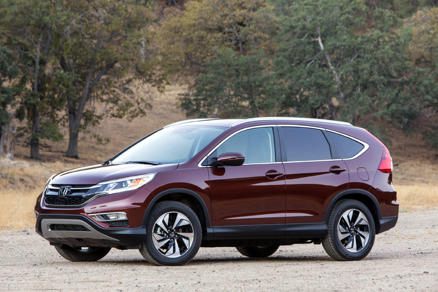 "U.S. News And World Report Names Honda ""2016 Best SUV"