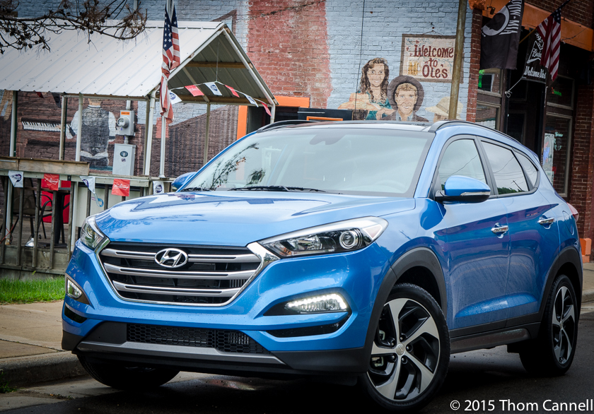 2016 Hyundai Tucson Roadtest And Review By Thom Cannell