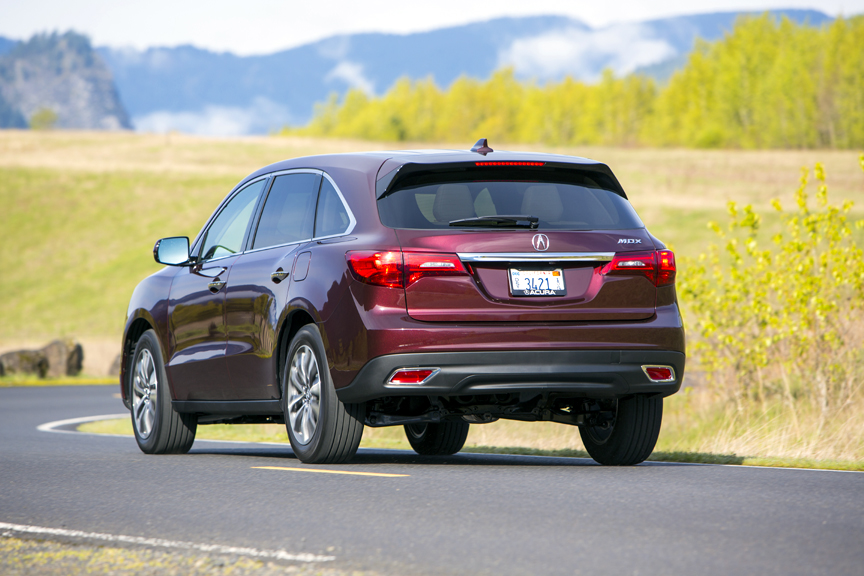2016 acura mdx awd review by carey russ video. Black Bedroom Furniture Sets. Home Design Ideas