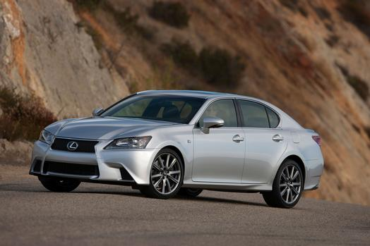 2015 lexus gs 350 f sport review by steve purdy. Black Bedroom Furniture Sets. Home Design Ideas